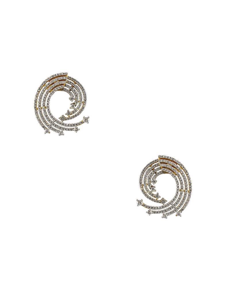 diamond earrings how to clean