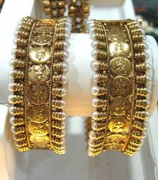 Buy Designer Jewelry Kada No... 2pcs bangles-and-bracelet online