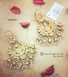 Buy Rubilla - long earings danglers-drop online