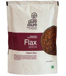 Buy Organic Flax Seeds-100 Gm masala-spice-mix online