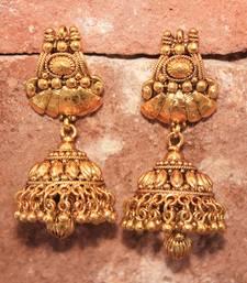 Buy antiqueearringno128 danglers-drop online