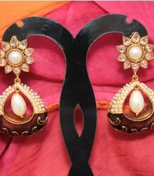 Buy antiqueearringno158a danglers-drop online
