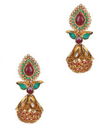 Buy Design no. 1.2404....Rs. 1150 Earring online