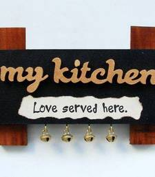 Buy Kitchen - Name Plate wall-decal online
