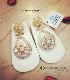 Buy Diamondstar Earing danglers-drop online