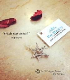 Buy Bright Star Brooch brooch online
