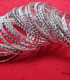 Buy 2 dozen oxidized bangles bangles-and-bracelet online