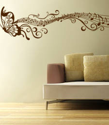 Buy Musical Butterfly Wall decal wall-decal online