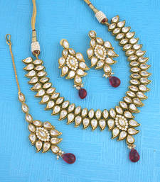 Buy adsetno653 necklace-set online