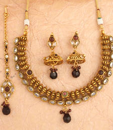 Buy antiquesetno341 necklace-set online