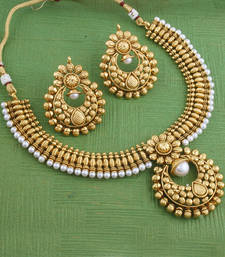 Buy antiquesetno435 necklace-set online