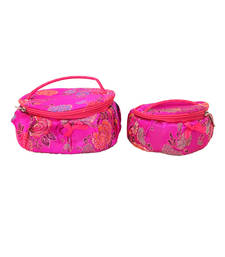 Buy Goldencollections Pink Jewellery Kit jewellery-box online