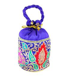 Buy Goldencollections Marriage Hand Pouch potli-bag online