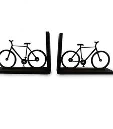 Buy Cycle Book end Home Decoratives sculpture online