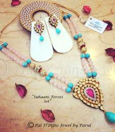 Buy Suhaani Ferozi Set necklace-set online