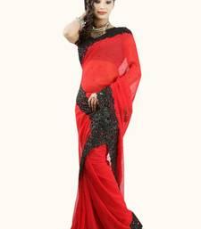 Buy indain wear chiffon saree chiffon-saree online