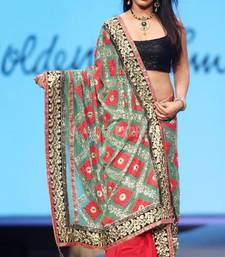 Buy Neetu Chandra walked the ramp half half saree other-actress-saree online
