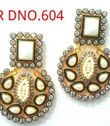 Buy victorian earring danglers-drop online