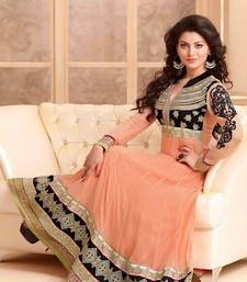 Buy Gorgeous designer anarkali attire party-wear-salwar-kameez online