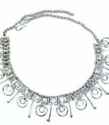 Buy Circle and Sticks Ethnic Necklace Necklace online