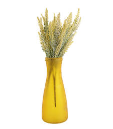 Buy Yellow artificial flowers for decorative purpose artificial-flower online