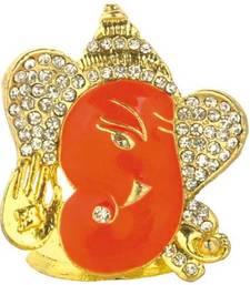 Buy Om Ganesha Car Stand LM 2001_ 3 ganesh-chaturthi-gift online