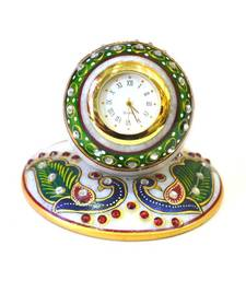 Buy Table Top Round Clock other-home-furnishing online