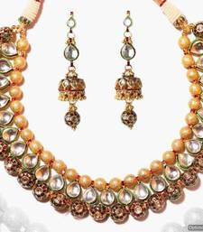Buy Design no. 8 b.1630....Rs. 2950 Necklace online