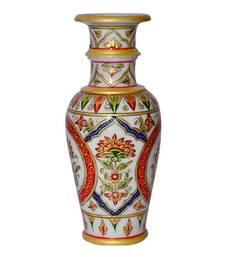 Buy marble flower pot vase online
