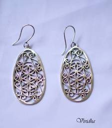 Buy Dainty Silver Earrings danglers-drop online