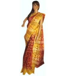 Buy Designer cotton saree cotton-saree online