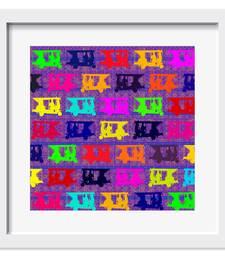 Buy Pop Taxis Art Print wall-art online