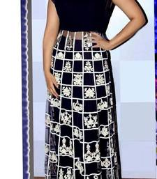 Buy sonakshi sinha designer gown dress online