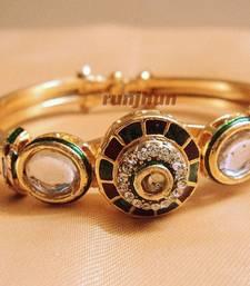 Buy kundan bracelet Bracelet online