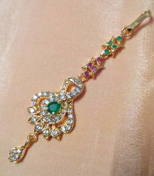Buy Saubhagya's Elegance Maang-Tikka maang-tikka online
