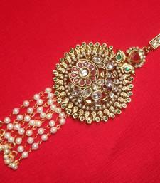 Buy Pretty key ring in polki-KR004 key-chain online