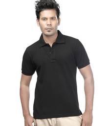 Buy Classic Black : Premium Polo men-tshirt online