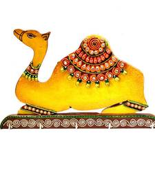 Buy Camel Wall Hanging Key Holder wall-decal online