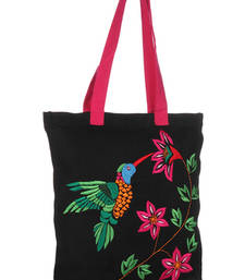 Buy Black Humming bird Bag online