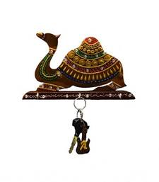 Buy Papier-Mache Camel Key Holder wall-art online