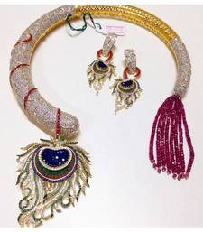 Buy Designer Jewellery  Collection necklace-set online