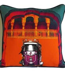 Buy Green Gateway Cushion Cover other-home-furnishing online