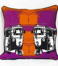 Buy Two B & W Taxi Cushion Cover other-home-furnishing online