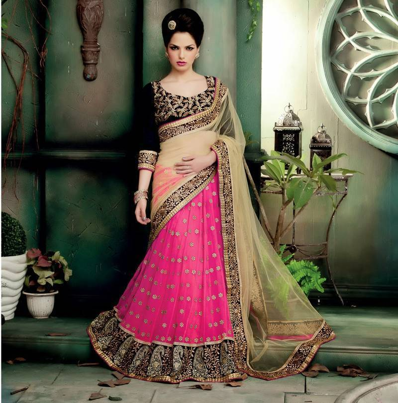 Different Types Of Lahengas To Spice Up Your Ethnic Look