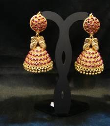 Buy Design no. 6B.2257....Rs. 4250 danglers-drop online