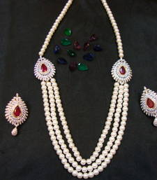Buy Design no. 12.1333....Rs. 7500 necklace-set online