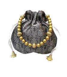 Buy Small Brocade Potli potli-bag online