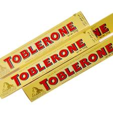 Buy Swiss Toblerone Chocolate Gift For Mothers Day gifts-for-mom online