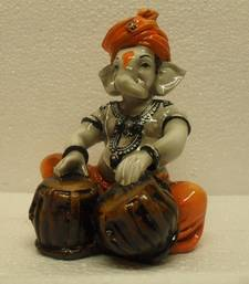 Buy Ganpati Playing Tabla sculpture online