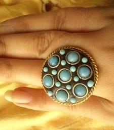 Buy Handmade Finger Ring-120191 Ring online